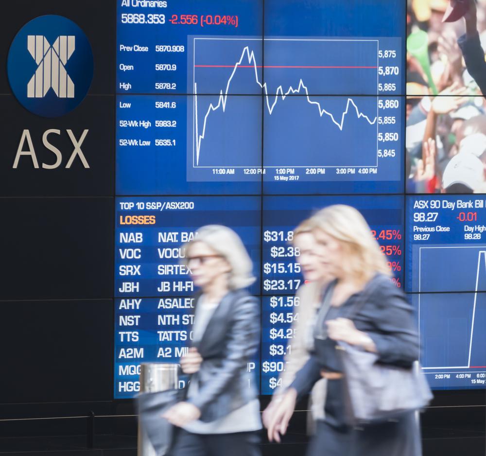 Photo of S&P/ASX 200 snaps 4-day winning streak; energy stocks continue to rise