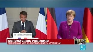 Photo of Covid-19: France and Germany propose €500 billion EU recovery fund
