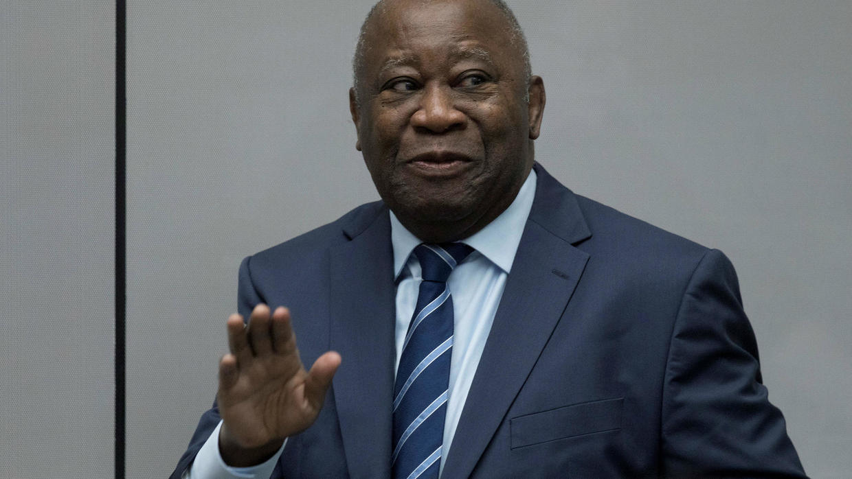 Photo of The ICC says ex-Ivory Coast president Gbagbo can leave Belgium under conditions