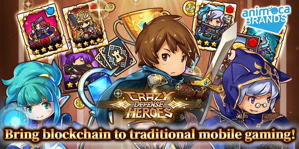 Photo of Animoca Brands begins digital collectible sales in traditional mobile gaming