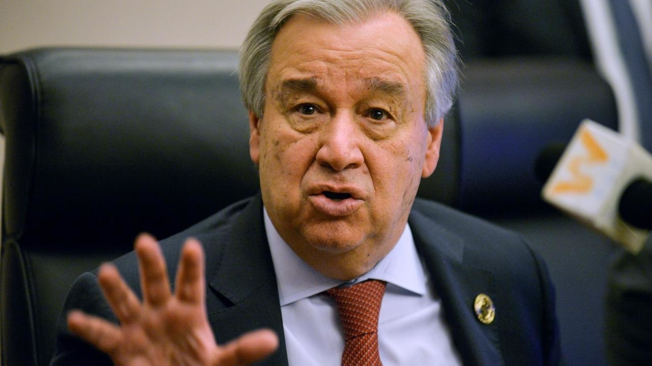 Photo of UN chief appeals to Israel to abandon West Bank annexation plans