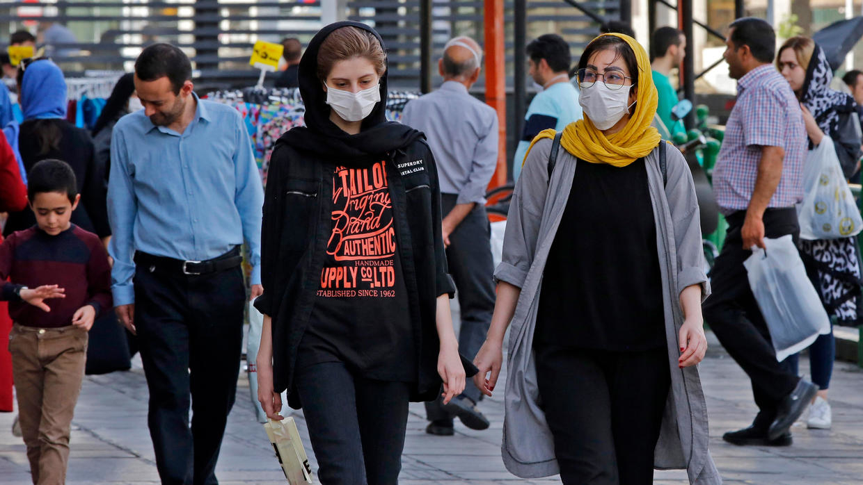 Photo of Iran marks record surge in new Covid-19 cases, steps up health campaign