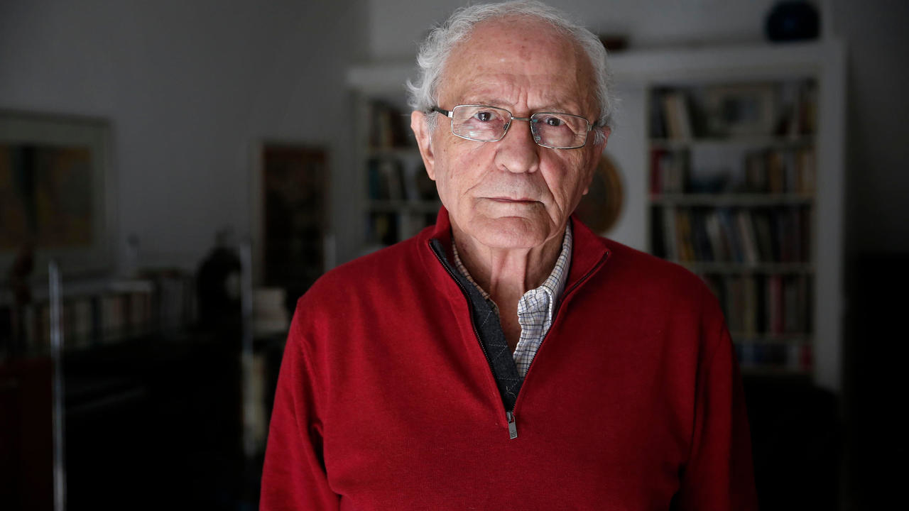 Photo of Israeli historian Zeev Sternhell, advocate for Palestinian rights, dies aged 85