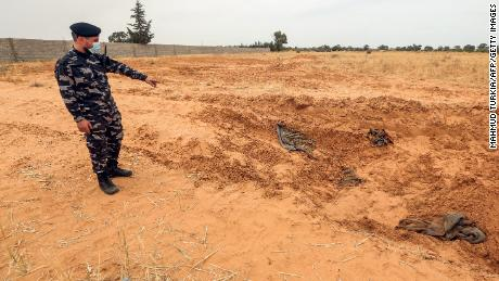 Photo of UN: Eight mass graves reported found in Libya