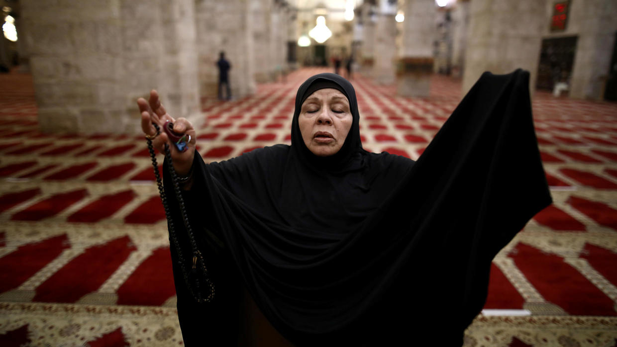 Photo of Jerusalems Al-Aqsa mosque reopens for prayers after more than two months