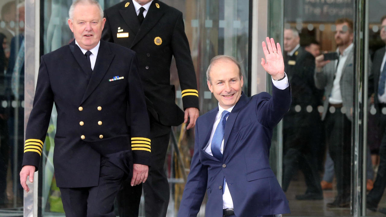 Photo of Ireland elects Micheal Martin as its new prime minister