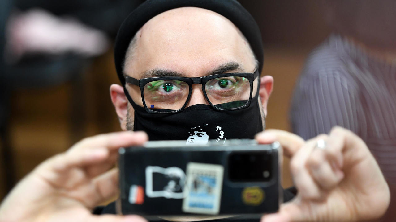 Photo of Russian court finds acclaimed director Serebrennikov guilty of fraud
