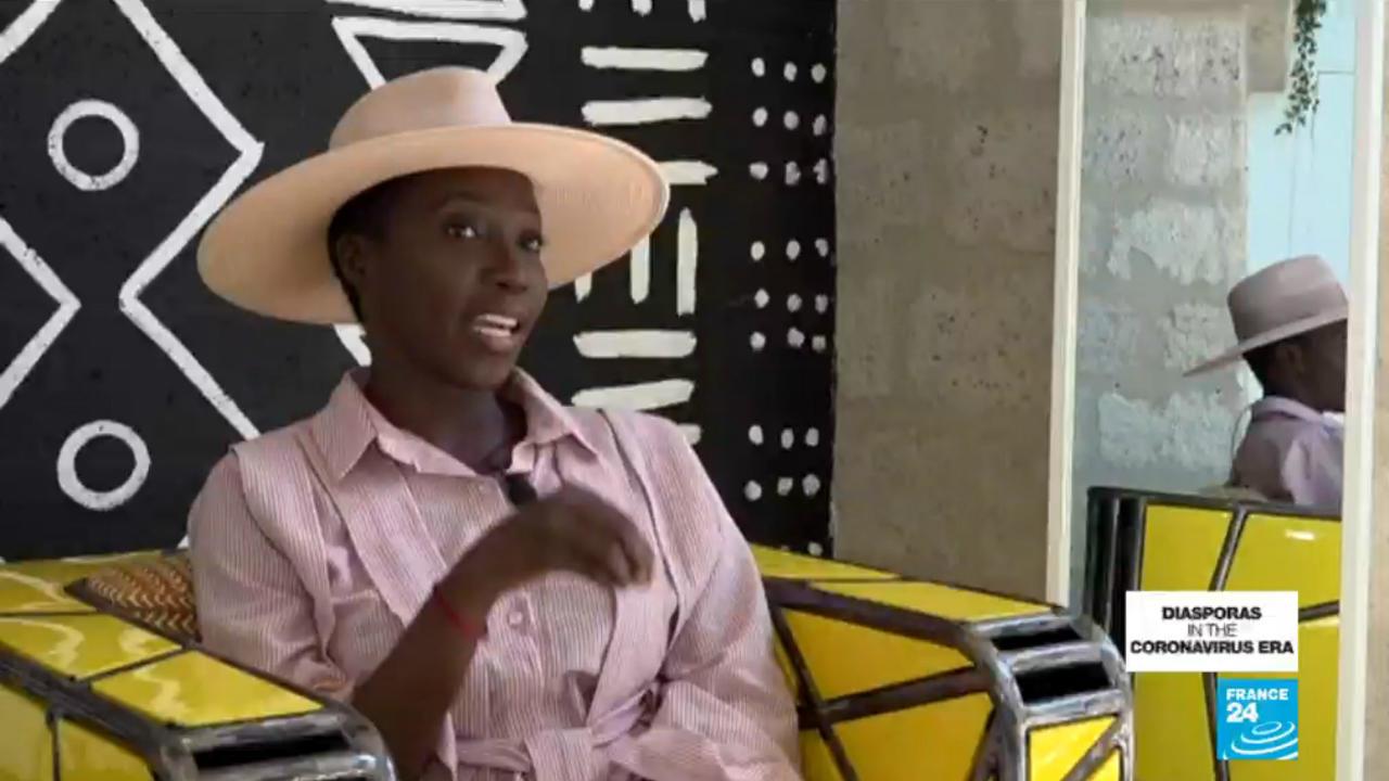 Photo of Diasporas in the coronavirus era, Part 2: Senegalese fashion designer Adama Paris