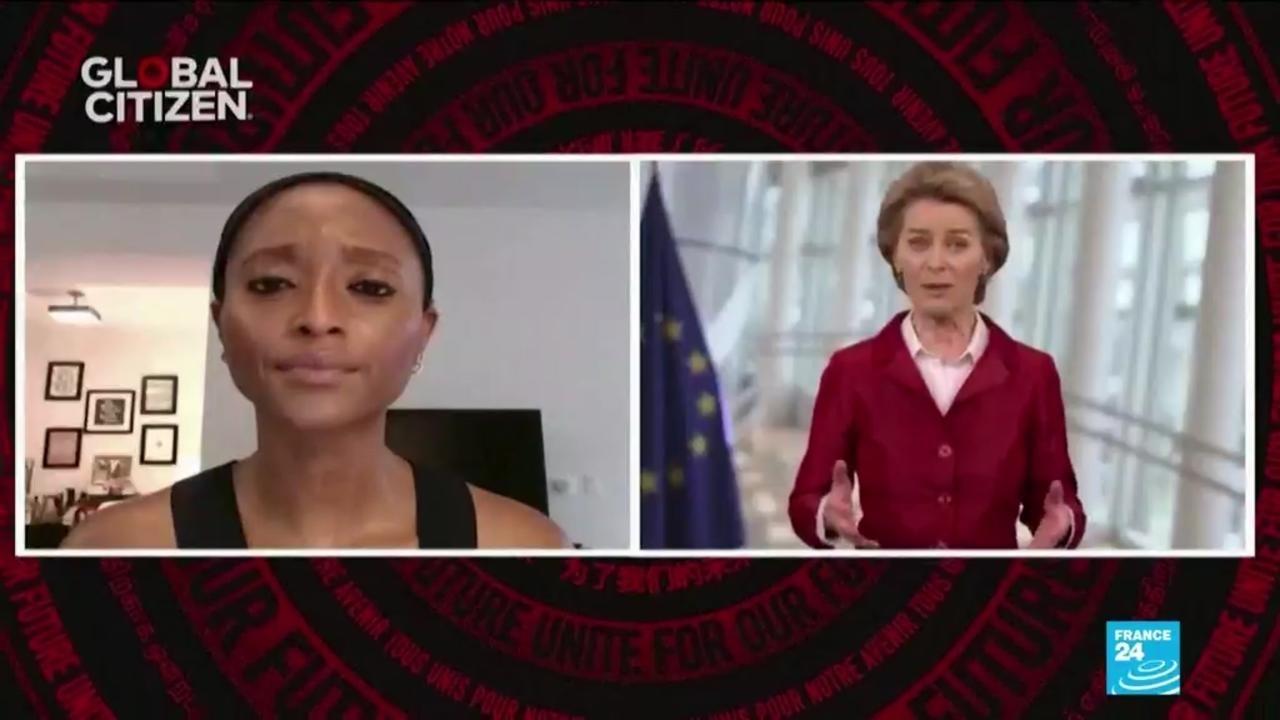 Photo of Virtual summit of world leaders, celebrities raises nearly $7 billion for Covid-19
