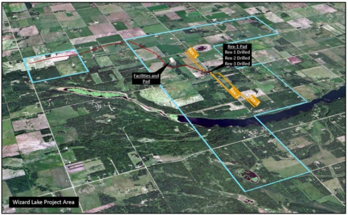 Photo of Whitebark Energy subsidiary continues operations at Wizard Lake Oil Project, Canada