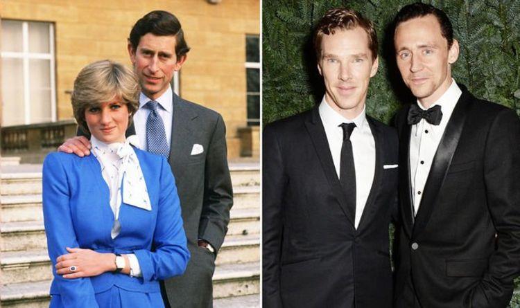 Photo of Princess Diana movie: Benedict Cumberbatch, Tom Hiddleston favourites for Prince Charles