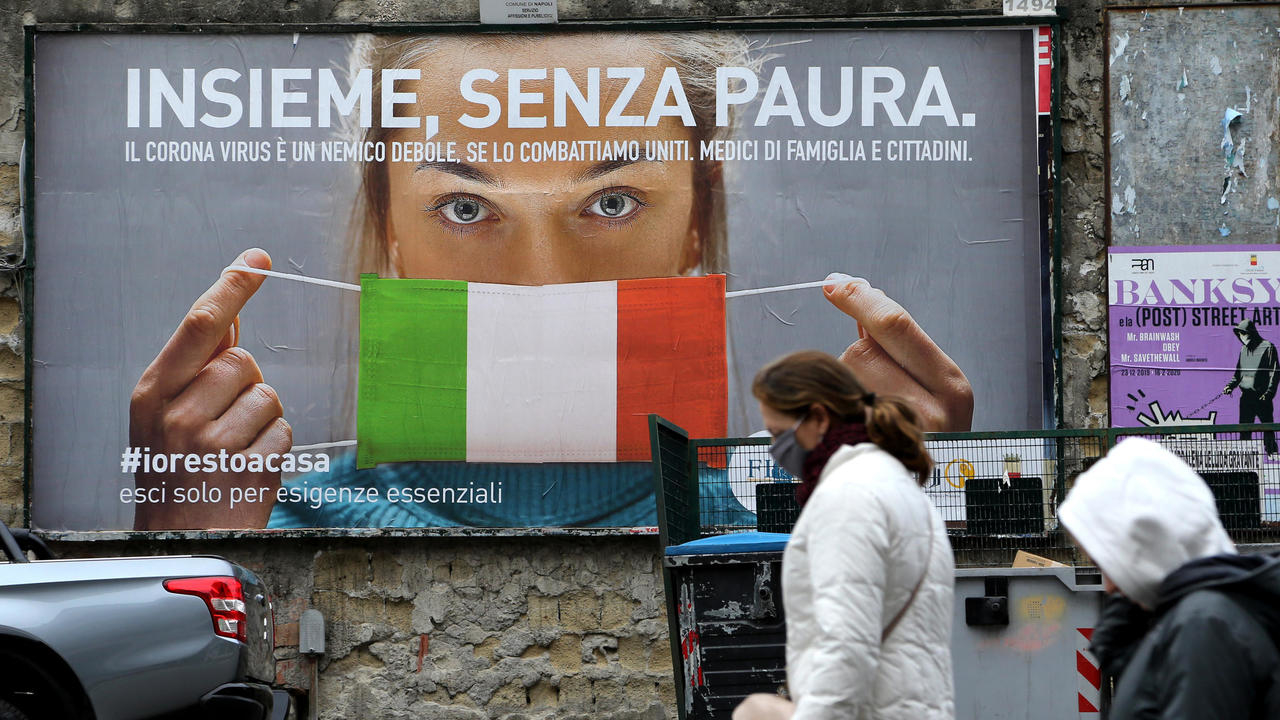 Photo of Naples region hits businesses with €1,000 fines for not wearing masks