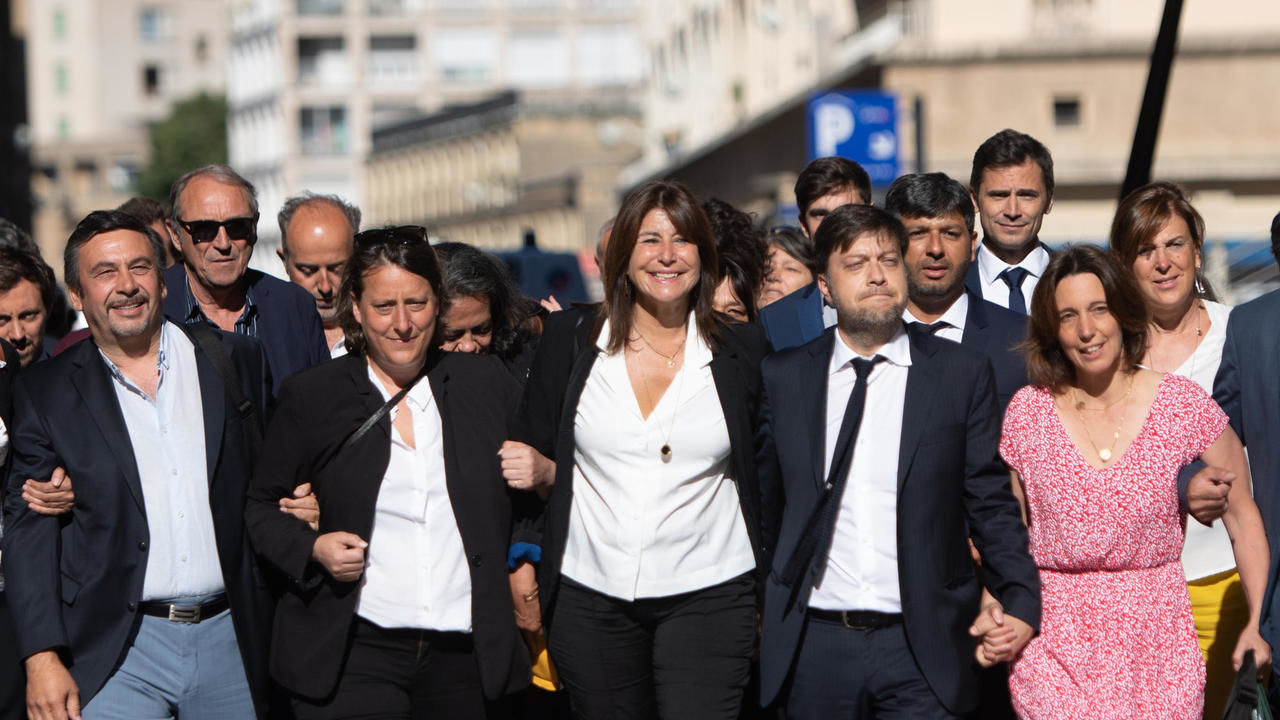 Photo of Green, left-wing Michèle Rubirola becomes Marseilles first woman mayor