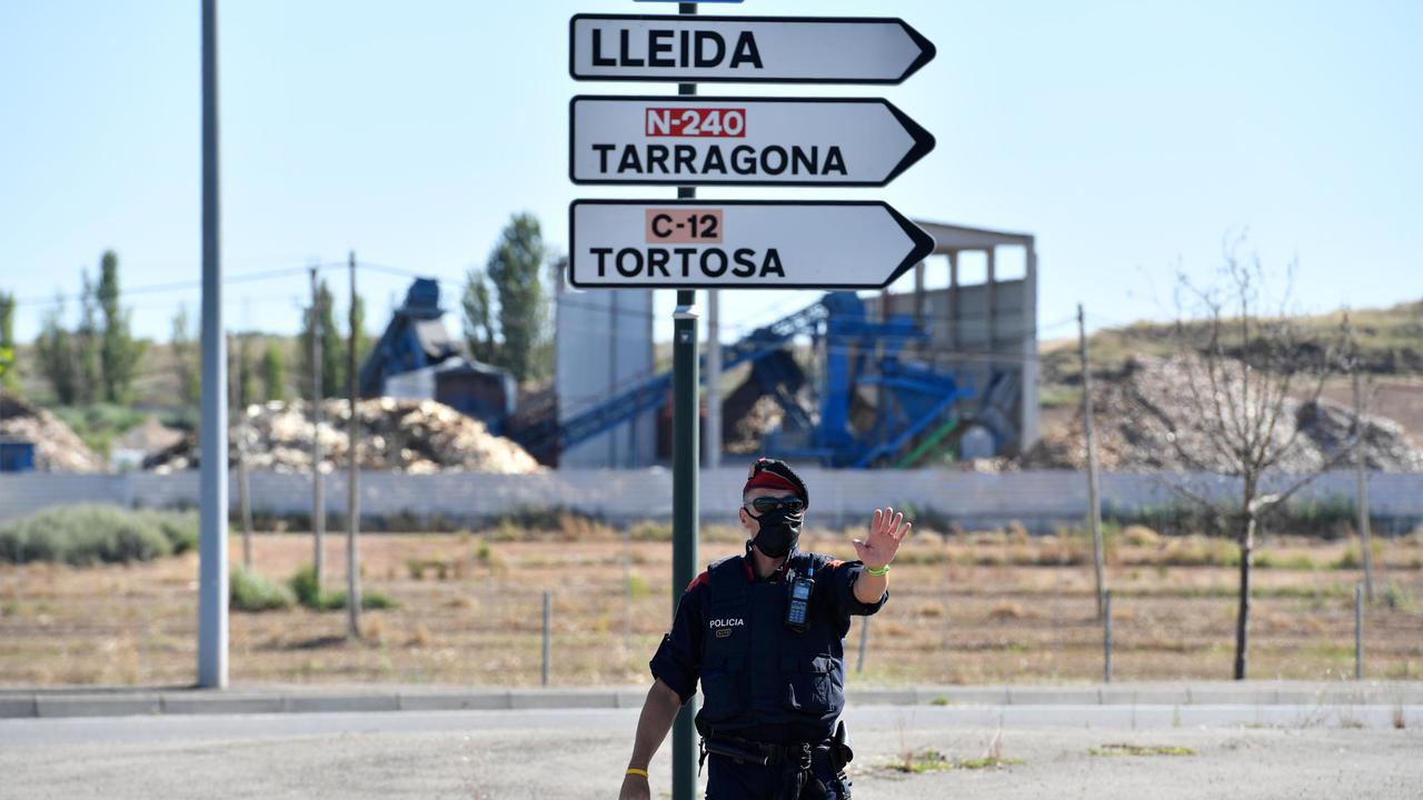 Photo of Spanish judge blocks new Covid-19 lockdown in Catalonia