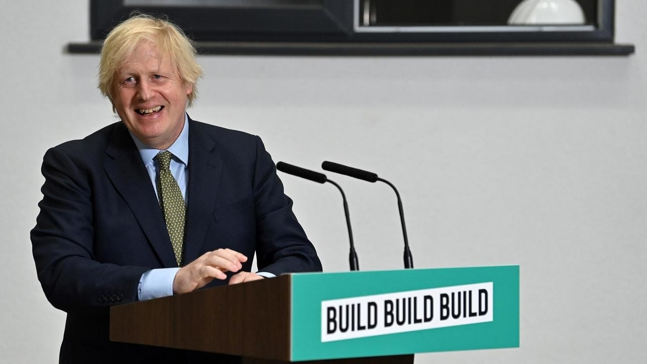 Photo of 'Build, build build': UK's Johnson unveils plan to beat Covid-19 slump