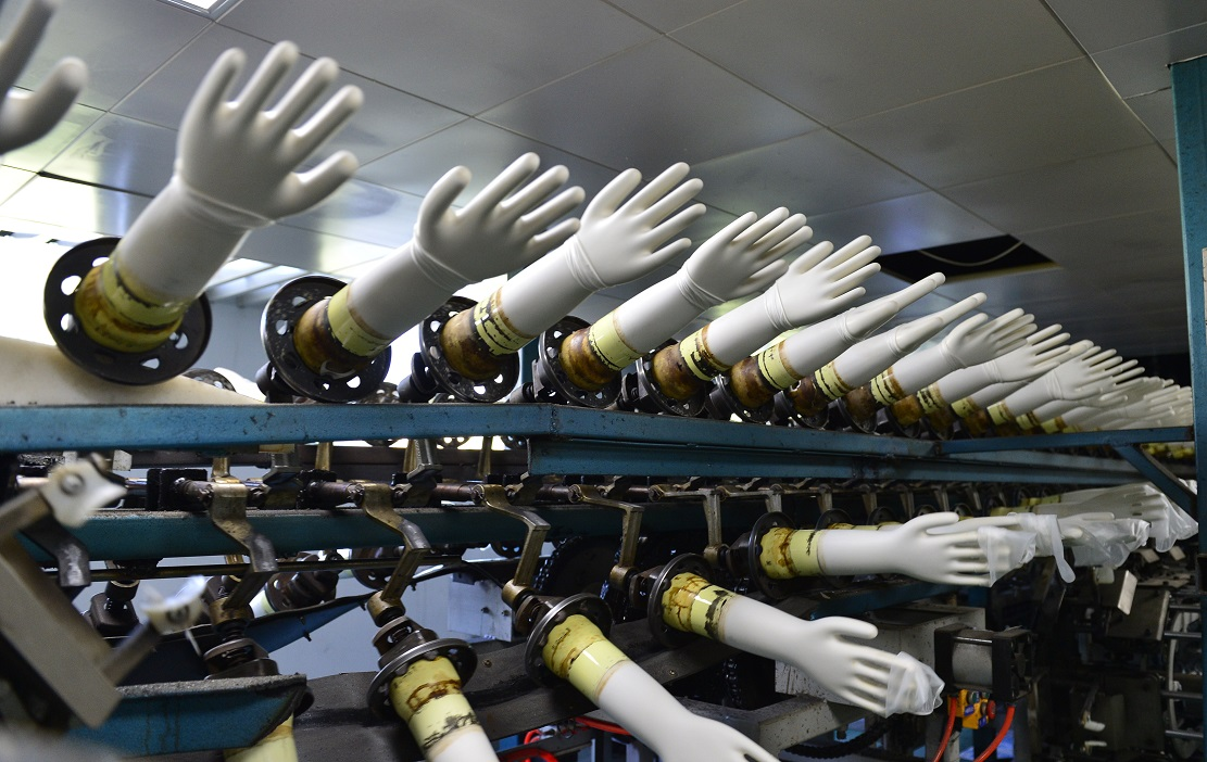 Photo of VIP Gloves sees market shift from vinyl to nitrile gloves as demand surges