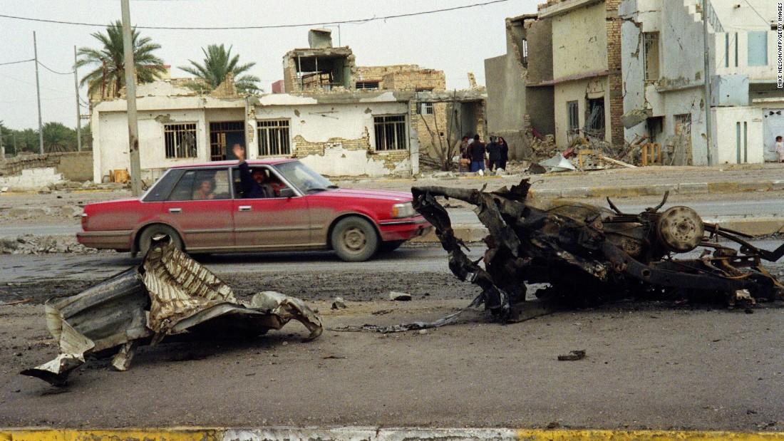 Photo of Gulf War Fast Facts