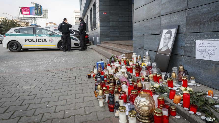 Photo of Bullet Sent toReporter for SlovakWebsiteAktuality