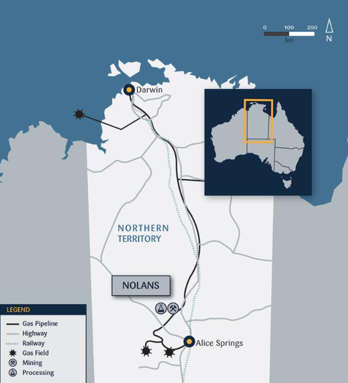 Photo of Arafura Resources poised to progress Nolans NdPr Project development
