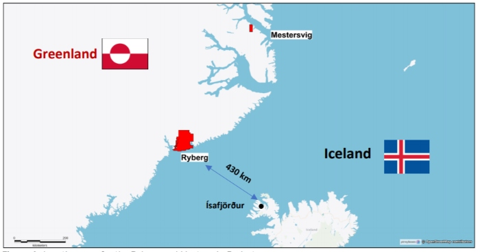 Photo of Conico to acquire East Greenland Projects through acquisition of Longland Resources