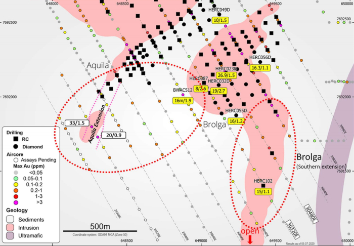 Photo of De Grey Mining confirms further gold extensions at Brolga zone within growing Hemi discovery
