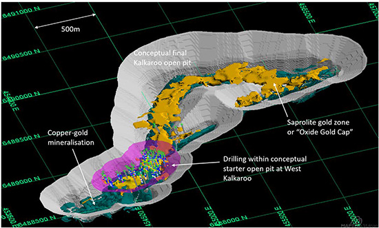 Photo of Havilah Resources focuses on developing gold-only starter open pit at West Kalkaroo