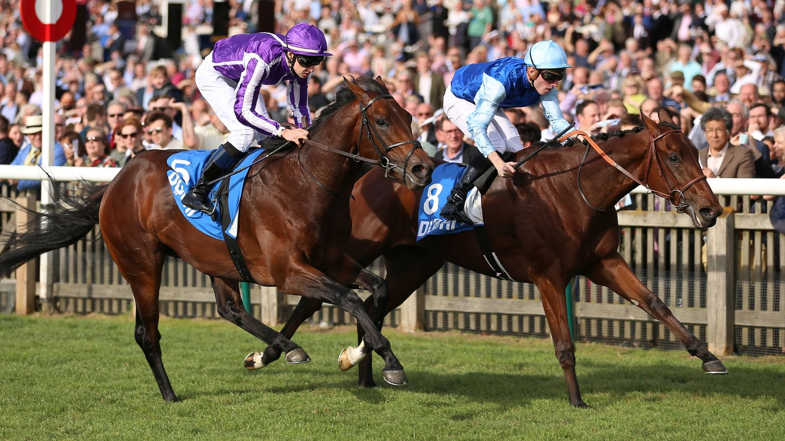 Photo of Way To Paris claims deserved Group One prize