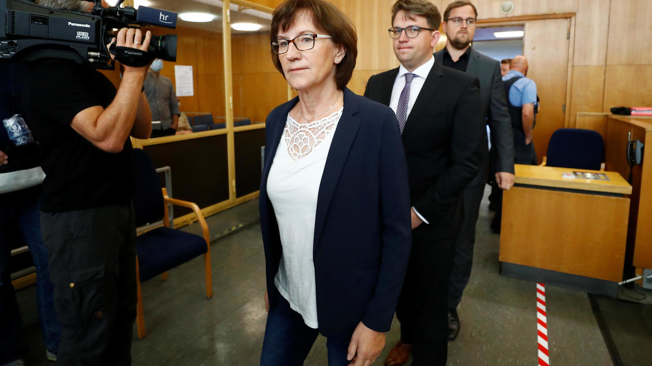 Photo of Accused killer of pro-refugee German politician admits guilt in court