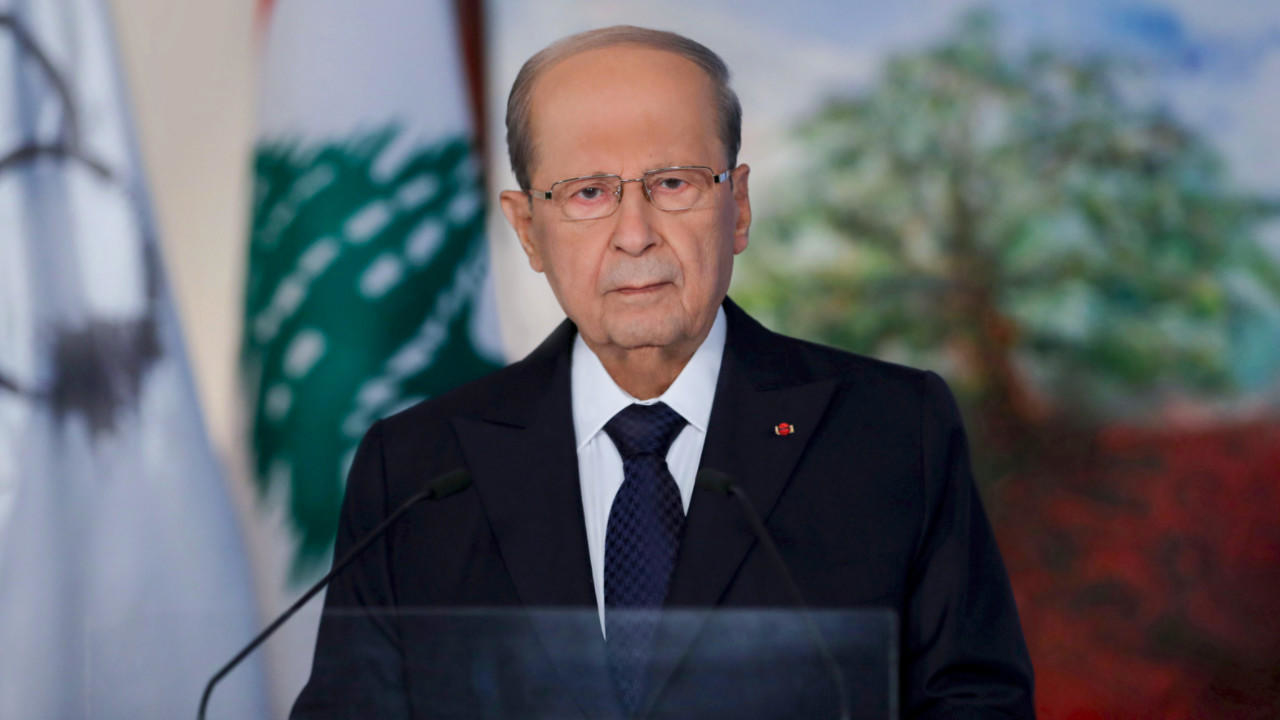 Photo of Lebanon president calls for proclamation of 'secular state'