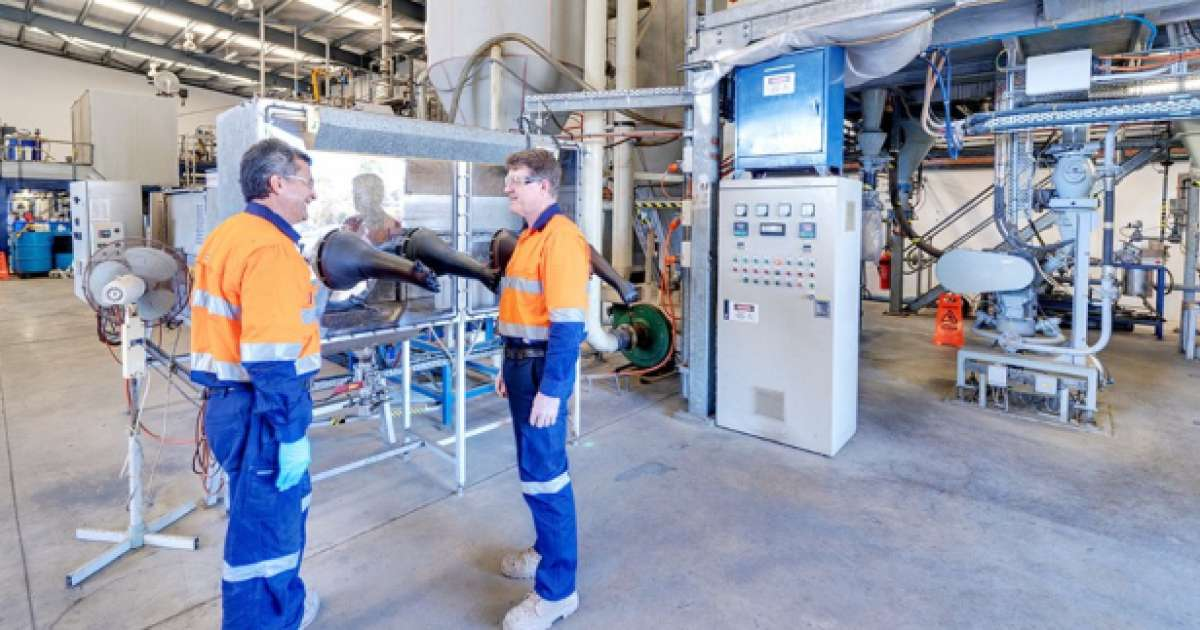 Photo of Lithium Australia subsidiary converts waste into high performance lithium-ion battery cathodes