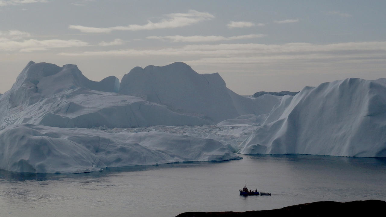 Photo of Climate change: Greenland's ice sheet has melted past the point of no return
