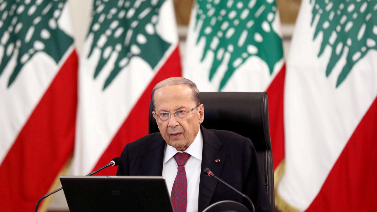 Photo of Lebanese presidency to convene consultations on Monday to pick new PM