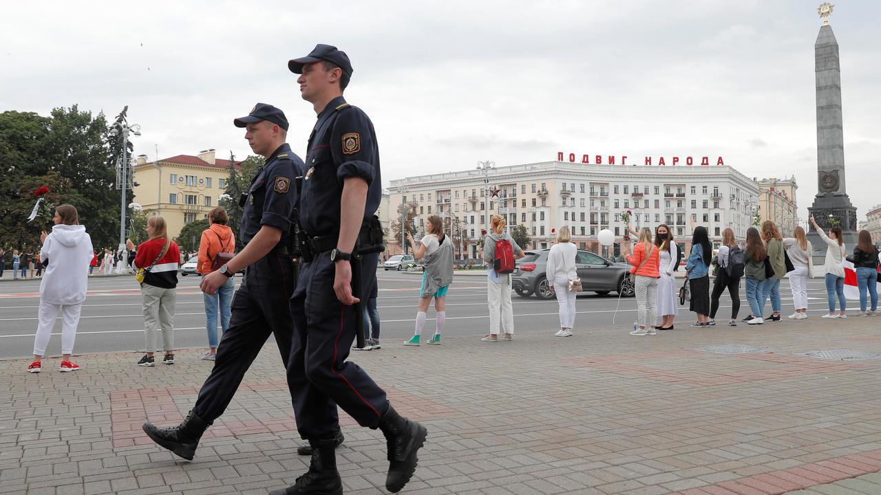 Photo of Belarus prosecutors open criminal probe against opposition activists