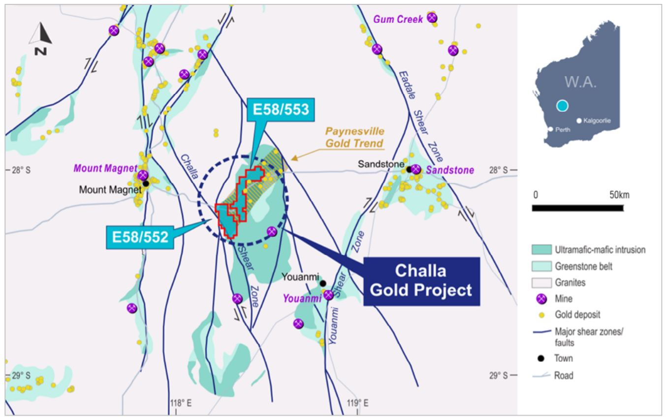 Photo of Platina Resources to begin exploration at newly acquired Challa Gold Project