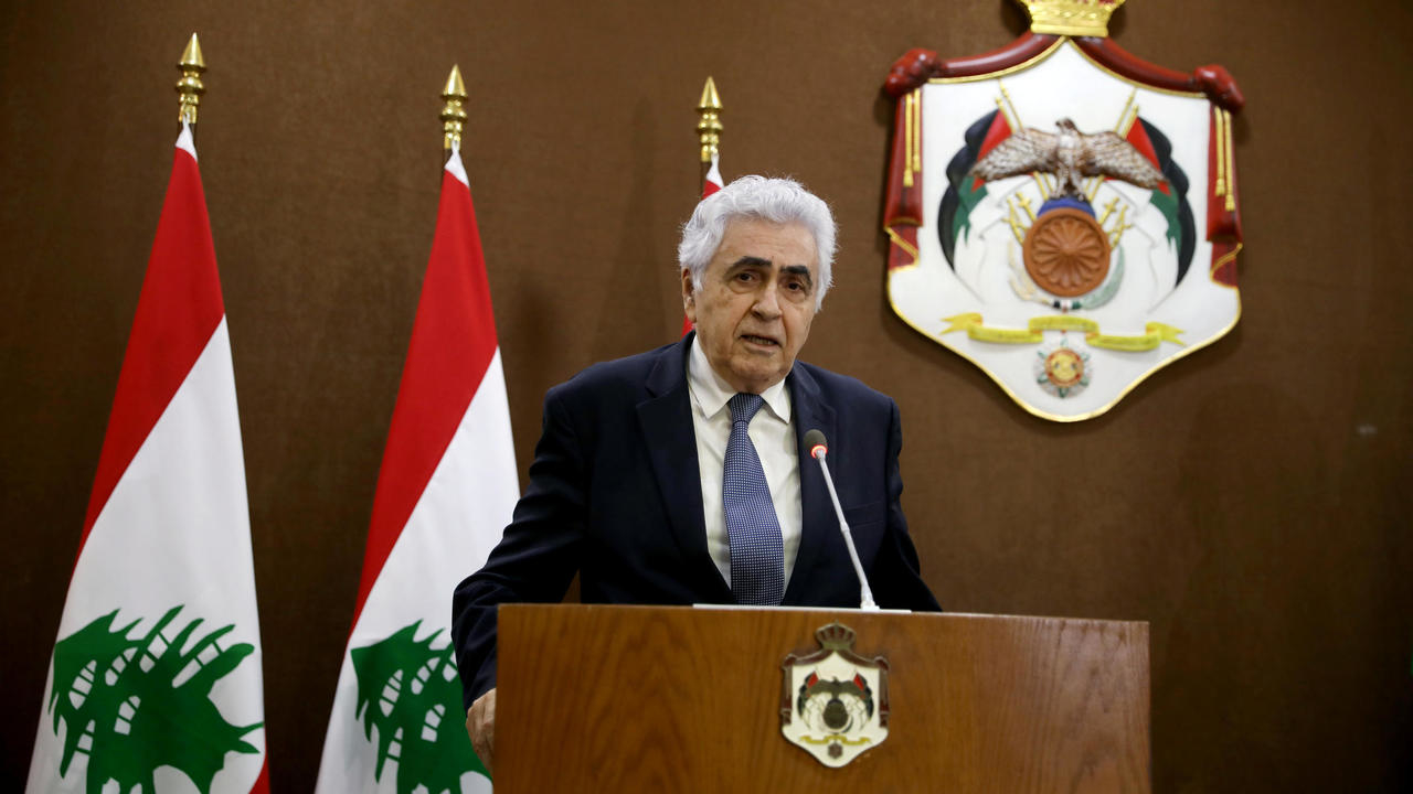 Photo of Lebanon's foreign minister steps down amid crippling economic crisis
