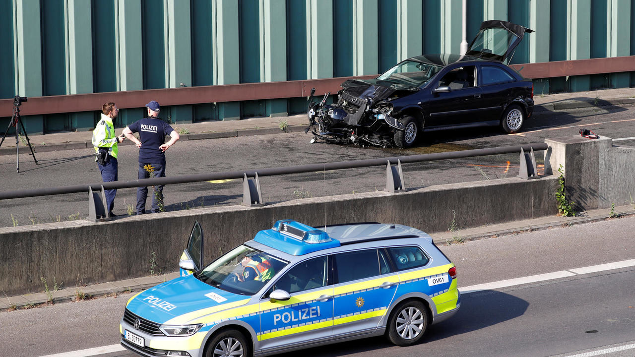 Photo of Germany probes possible terrorist motive in Berlin motorway crashes