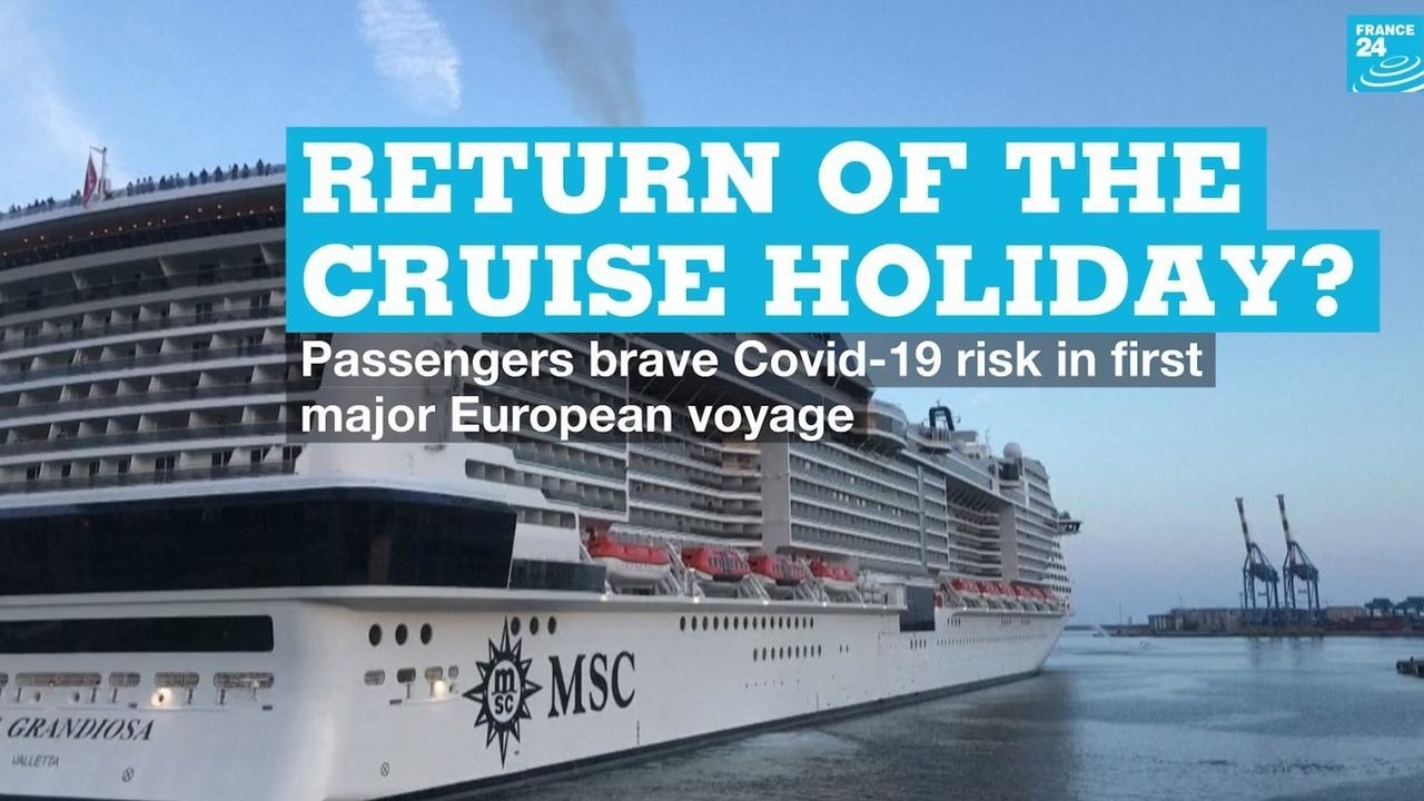 Photo of Cabin fever: Passengers brave Covid-19 risk as cruises return to Europe