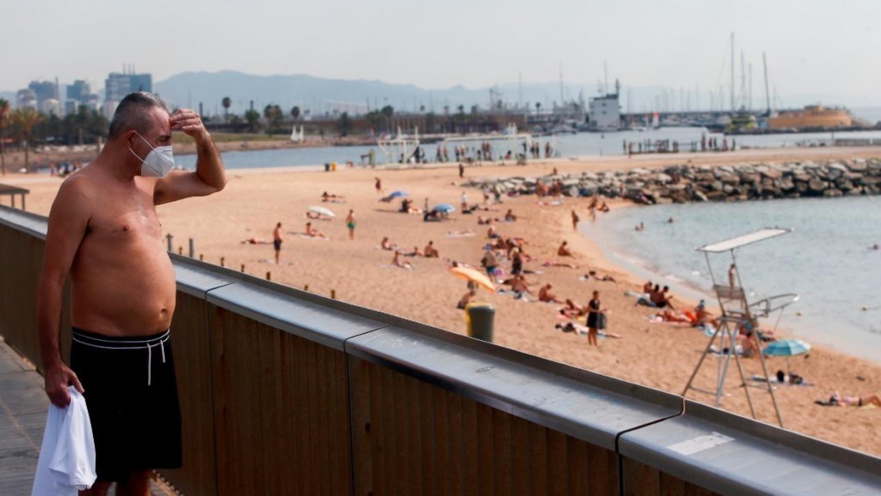 Photo of Germany puts most of Spain on Covid-19 quarantine list