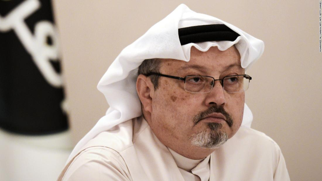 Photo of Jamal Khashoggi Fast Facts