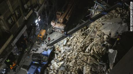 Photo of No one alive under rubble of building 30 days after blast, Beirut search team says