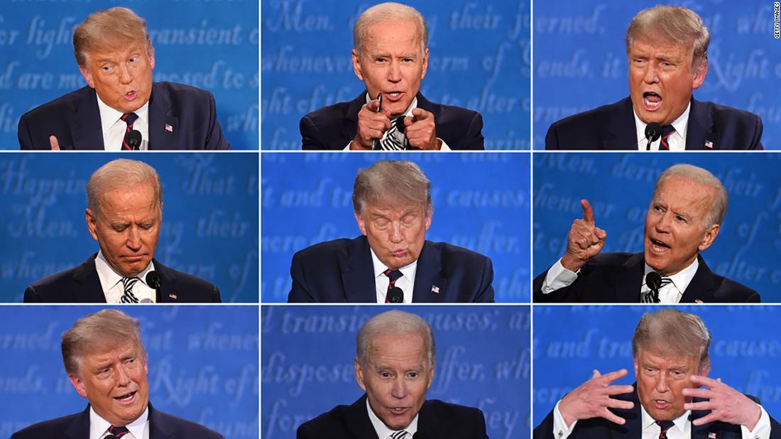 Photo of 6 takeaways from Trump-Biden debate
