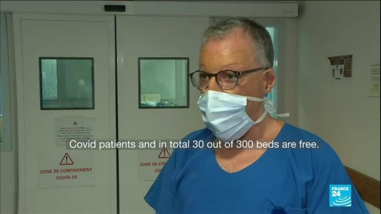 Photo of Coronavirus pandemic: Intensive care capacities in Marseille close to overload