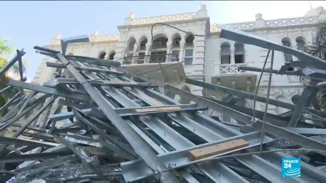 Photo of Beirut blast: International community mobilises to rescue Lebanon's heritage