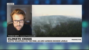 Photo of Arctic wildfires are 'only going to get worse'