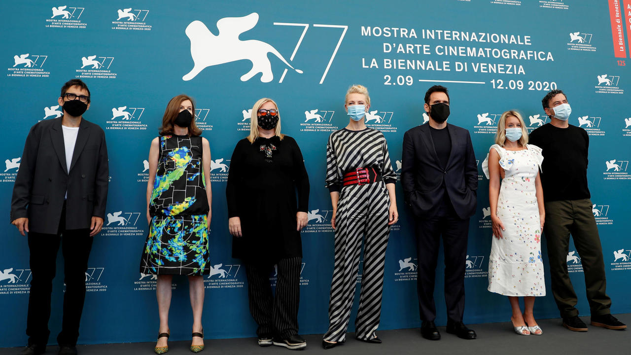 Photo of The curtain opens on the Venice Film Festival despite Covid-19 fears