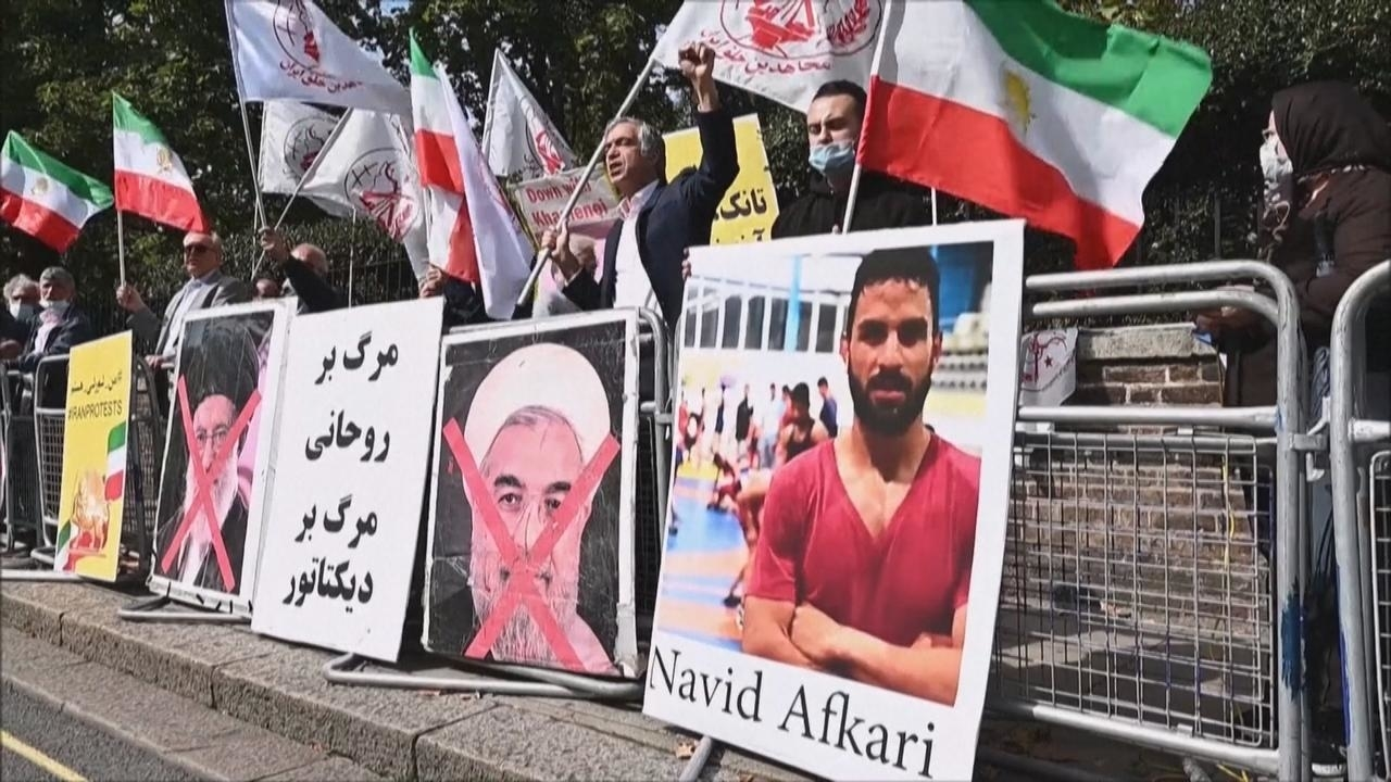 Photo of International outrage over execution of Iranian wrestler