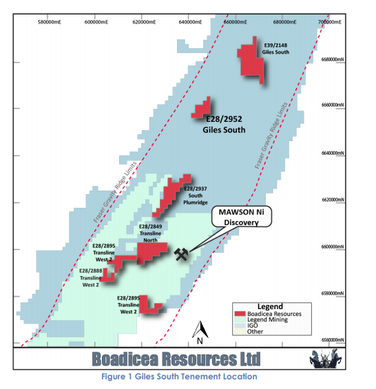 Photo of Boadicea Resources granted Giles South exploration licence in Fraser Range