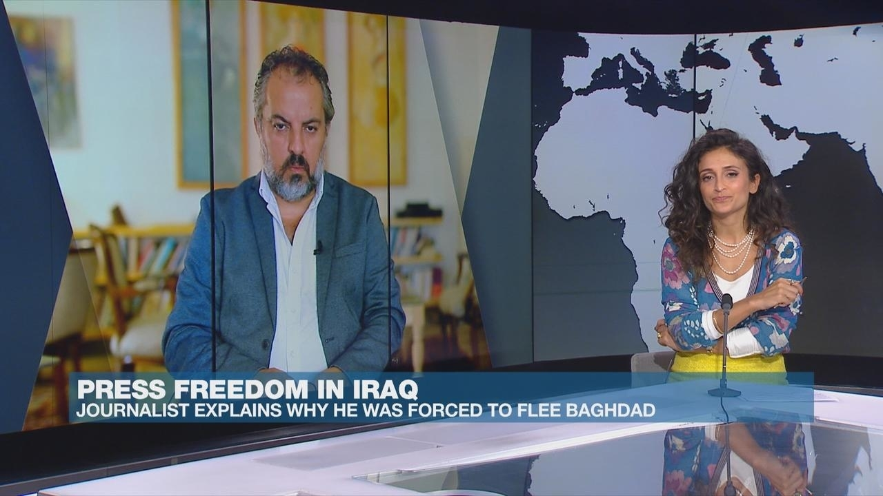 Photo of Press freedom in Iraq: Why some journalists are receiving death threats