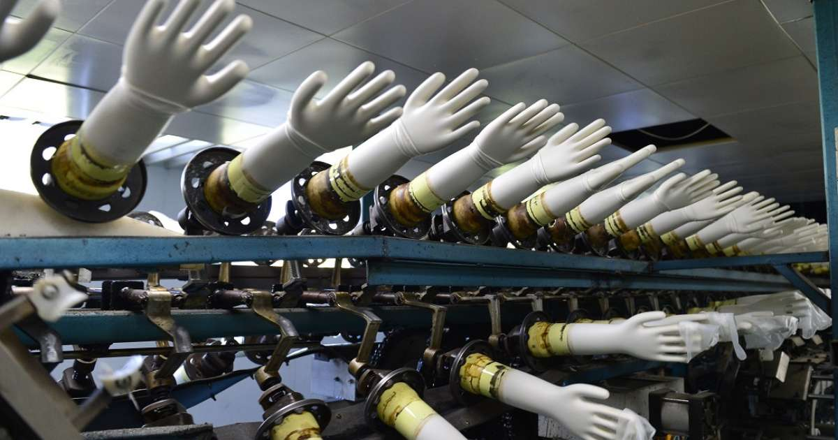 Photo of VIP Gloves eyes further revenue growth after commissioning additional nitrile glove production lines