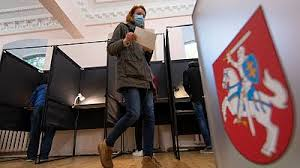 Photo of Lithuania votes: Centre-right opposition edges towards win with coalition talks expected